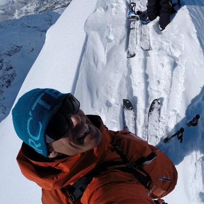 Justin Lamoureux Corvus Snowboarding Whistler