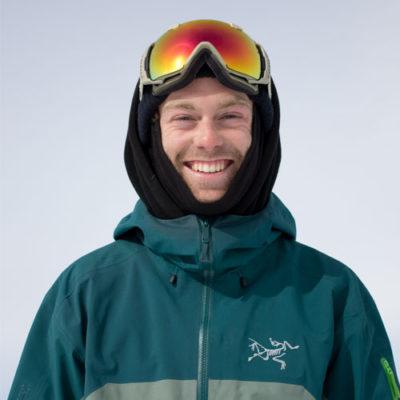 Connor Halliwell Corvus Snowboarding Whistler