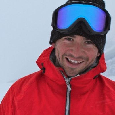 Ross Berg Corvus Snowboarding
