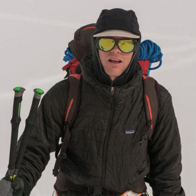 Rupert Davies Corvus Snowboarding Whistler